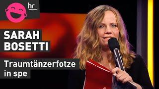 Sarah Bosetti – die wahren Poeten sind im Internet
