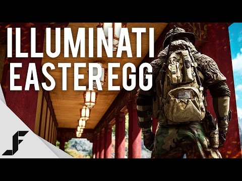 illuminati Easter Egg - Battlefield 4 Secret Camo