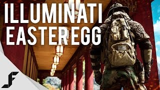 illuminati Easter Egg - Battlefield 4 Secret Camo(Battlefield 4 illuminati Easter Egg - There is a big Easter Egg in the new Battlefield 4 Map Dragon Valley and it unlocks something very unique. Check out how to ..., 2015-12-21T23:50:28.000Z)