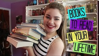 Top 10 Books - Top 10 Books To Read in Your Lifetime!