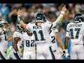 watch he video of THIS TEAM!!! Eagles Fend Off Panthers, Watch out NFC