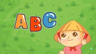 ABC New Song - Bé Học Bảng Chữ Cái Tiếng Việt Qua Bài Hát   Nhạc Thiếu Nhi Hay 2019 - Voi TV
