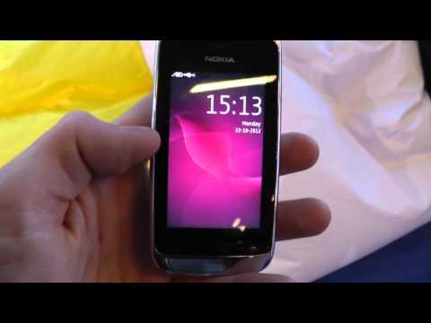 Nokia Asha 308/309, prise en main - par Test-Mobile.fr