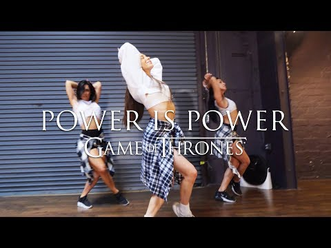 SZA, The Weeknd, Travis Scott - Power Is Power (Game Of Thrones) (Dance Video)   Mandy Jiroux