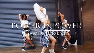 SZA, The Weeknd, Travis Scott - Power is Power (Game of Thrones) (Dance) | Mandy Jiroux