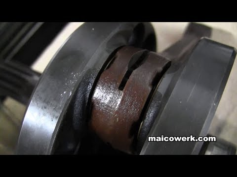 Connecting Rod Play - YouTube