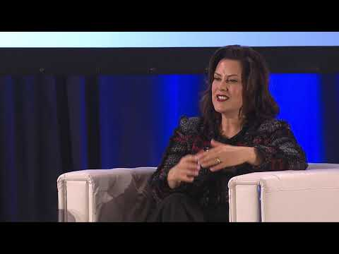 Q&A: Governor Gretchen Whitmer's Address To The Detroit Business Community
