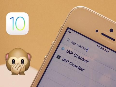 iAP Cracker on iOS 10 2 Jailbreak