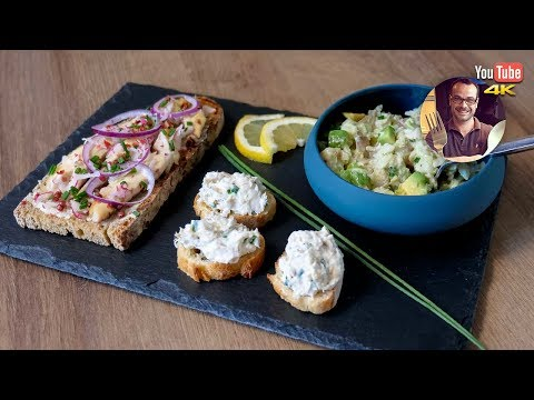 3-recettes-|-apero-dinatoire-facile-avec-du-poisson-|-tartine-rillettes-ceviche