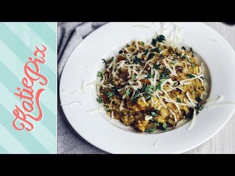 Autumn Squash & Sausage Risotto Recipe | Jamie Oliver's Super Food Family Classics | Katie Pix