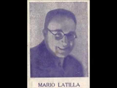 Mario Latilla Canta Città