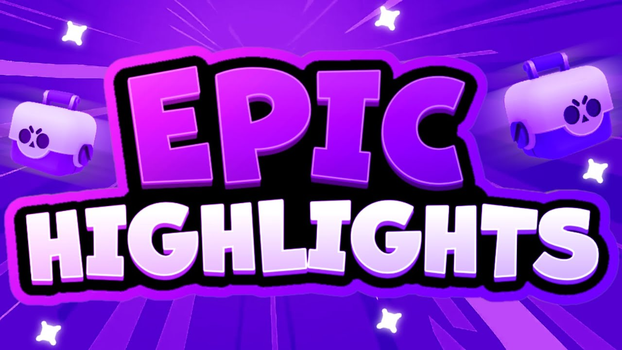 EPIC HIGHLIGHTS IN BRAWL BALL BY PERSONALITY | BRAWL STARS