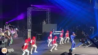 Diamond afunika kwa kupiga SHOW nzito DUBAI, Mbele ya DAVIDO na wengine, Harmonize afanya balaa