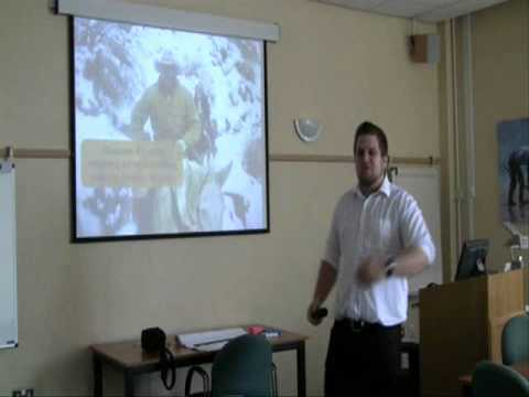 Post Graduate Presentation Training