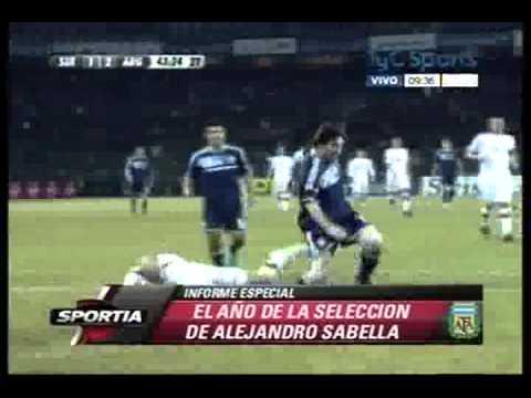 El 2012 de la Selección argentina de Alejandro Sabella