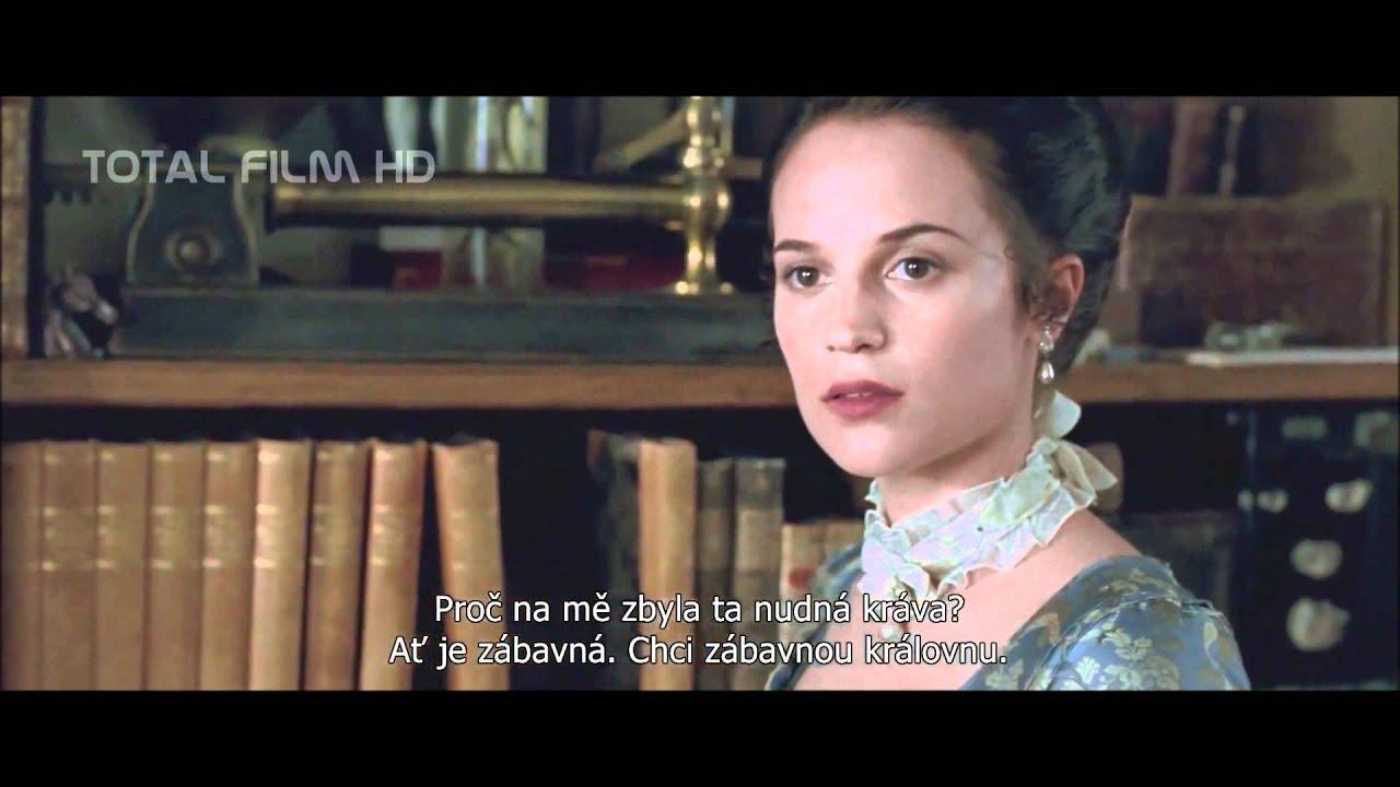 KRÁLOVSKÁ AFÉRA (2012) český HD trailer