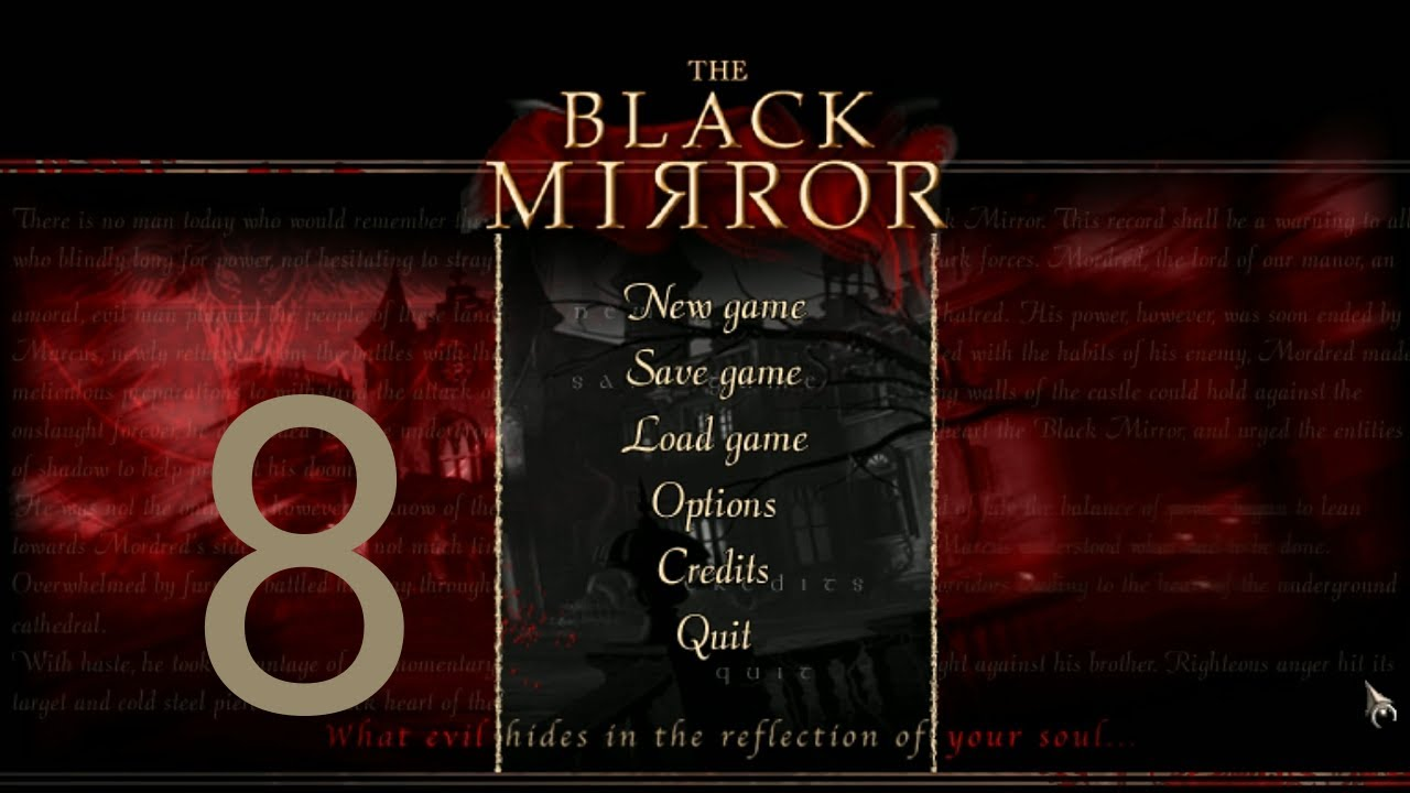 Download Let's Play - The Black Mirror - Episode 8