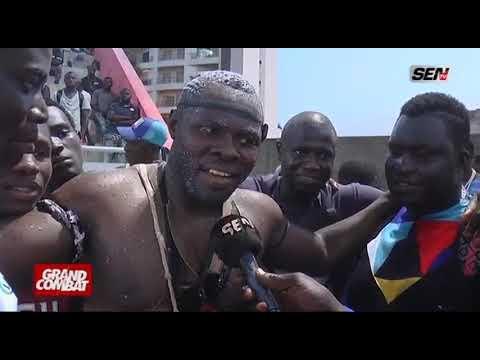 Grand combat : Calme Ndour invité du jour - Première partie