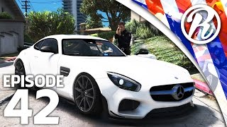 [GTA5] POLITIE PATROL IN DE MERCEDES AMG GT!! - Royalistiq | Nederlandse Politie #42 (LSPDFR 0.31)