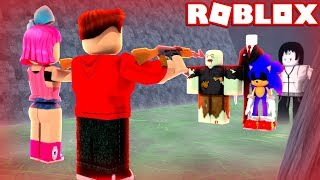 SURVIVE THE BOSS KILLERS OF AREA 51 IN ROBLOX!