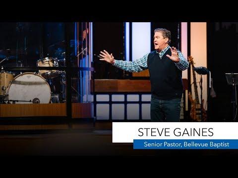 Men of Memphis Conference | Steve Gaines