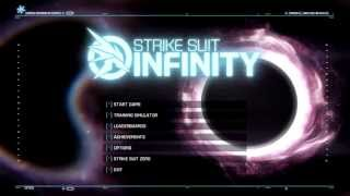 Strike Suit Infinity - More Shooting, More Mechs, Less Story