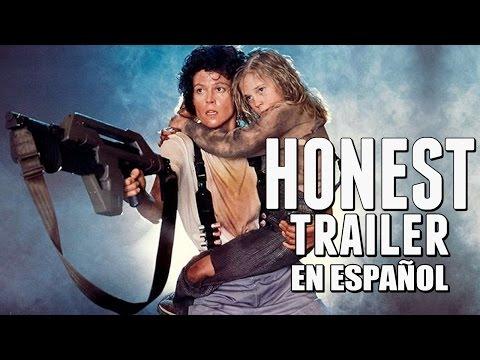 Honest Trailers en Español - Aliens