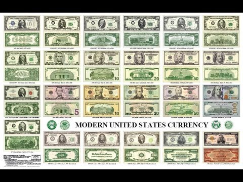 Complete Guide To U.S Currency & Coins