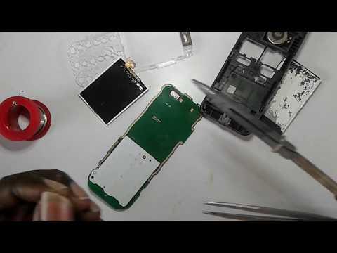 Nokia 130 Rm 1035 display light jumper solution