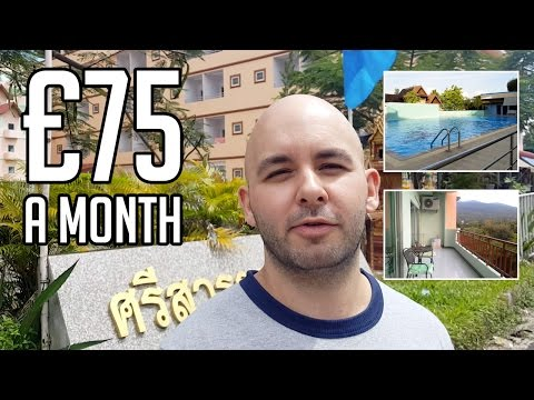 Cheap Chiang Mai Apartment with Swimming Pool