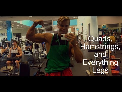 Quads, Hamstrings, and Everything Legs