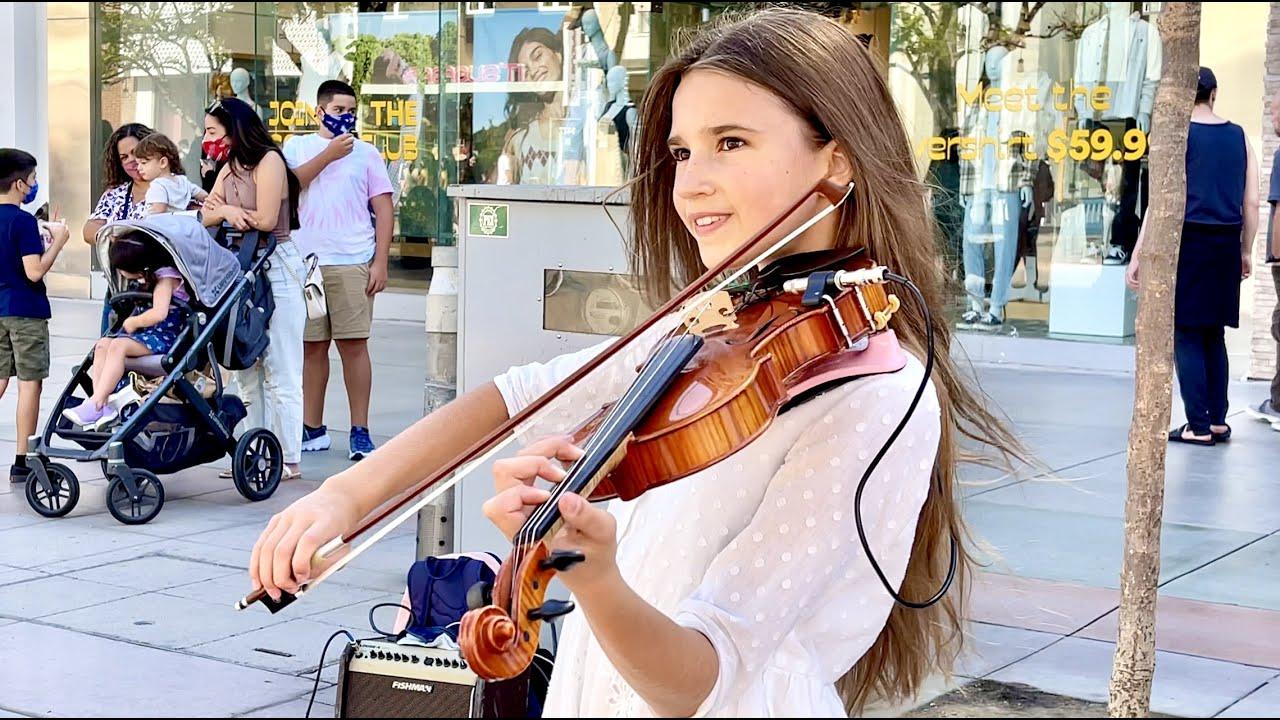 Download Manike Mage Hithe - Yohani & Satheeshan - Violin Cover by Karolina Protsenko