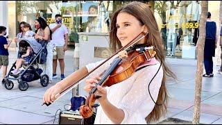 Manike Mage Hithe - Yohani & Satheeshan - Violin Cover by Karolina Protsenko