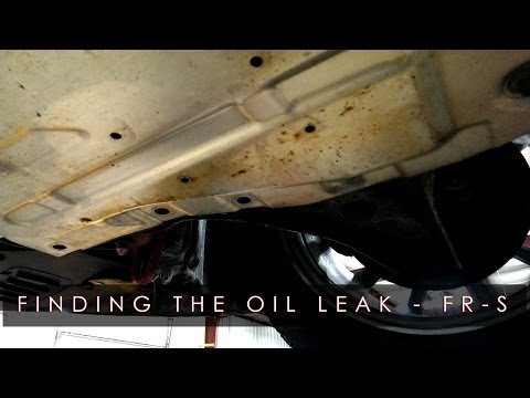 OIL LEAK REPAIR CAM PLATE | FRS BRZ