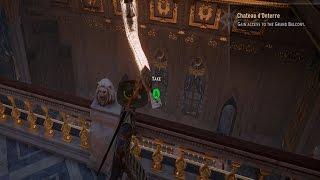 Dragon вік інквізиції знайти ключ на балкон в Шато д