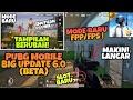 PUBG MOBILE UPDATE 6.0 (Beta) - Mode FPP (First Person), Tampilan Baru, Slot Pistol, DLL Lengkap