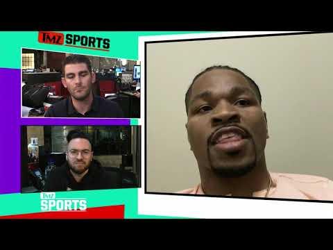 Shawn Porter &39;I Won&39;t Fight Claressa Shields&39;  TMZ Sports
