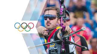 Qualifying for Rio 2016  with Germany | Archery Week