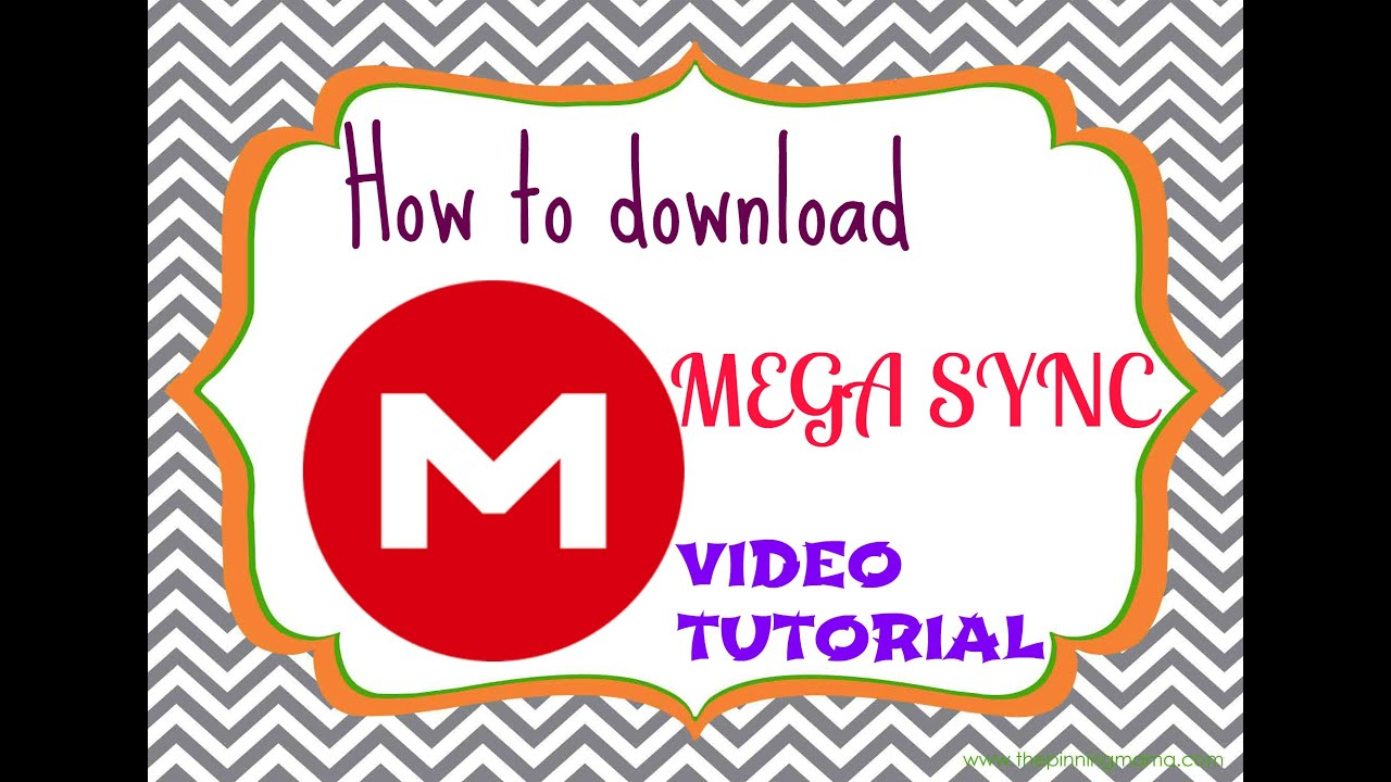࿂How to download MEGA SYNC࿂ [MAC AND WINDOWS]