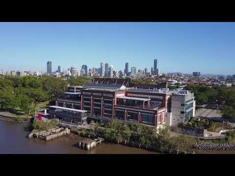 Aerial Visage - Brisbane Powerhouse