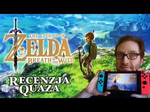 The Legend of Zelda: Breath of the Wild - recenzja quaza