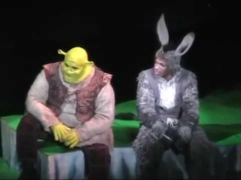 Download Shrek musical who I'd be (prebroadway)