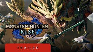 Monster Hunter Rise Gameplay Trailer | Game Awards 2020
