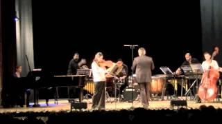 Esra Pehlivanli / Erberk Eryilmaz 'Viola Concerto' (1st - 2nd mov.)