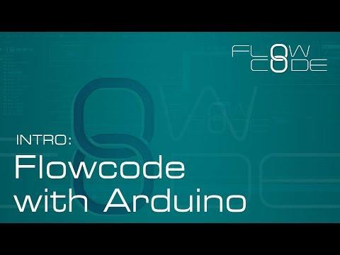 Matrix - Flowcode 8 Arduino programming - Electronic Systems