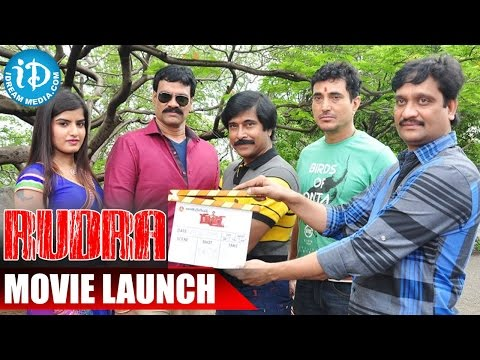 Rudra IPS Movie Launch Event | Raj Krishna, Keerthana Podwal | Bhanu Chander, Satya Prakash