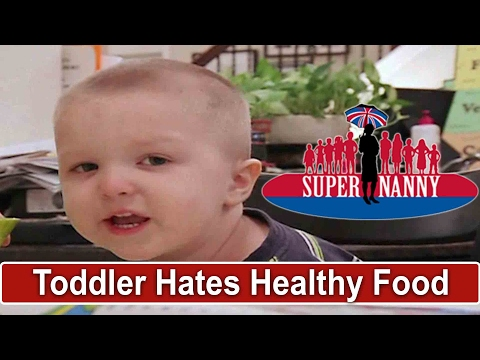 Toddler Refuses To Try New Food