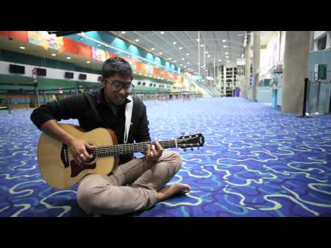 Usher - Nice and Slow (Cover) by Rafael Unplugged in Cairns