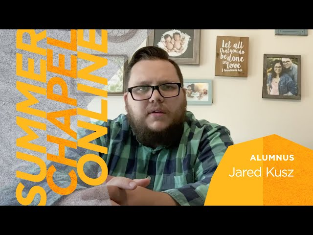Psalm 46 | Jared Kusz