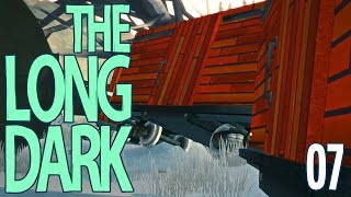 "The Long Dark Ep 7 - ""Oh Hello Mr. FLUFFY!!!"" (Alpha Gameplay Walkthrough)"